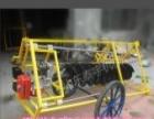 电线杆挖坑机 植树挖坑电杆挖孔小型挖坑机
