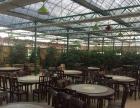 昆明市晋城镇占地35亩 豪华包间10个 大型农家乐