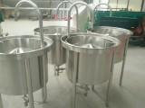 洗米机不锈钢淘米机水压式洗米机自动淘米机