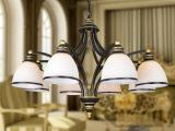 批发 新款美式吊灯 客厅卧室餐厅工程酒店现代灯饰 吸顶灯具A2