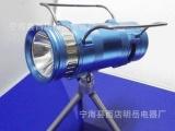双光源LED强光钓鱼灯 充电型 白光/蓝