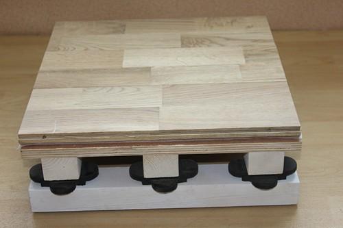丽江玉龙实木运动地板 进口枫木地板 体育环保运动地板