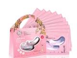 我的心机 台湾正品水晶15胜肽紧致眼膜紧致10对/盒 批发