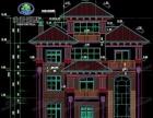 永云别墅AT1679漂亮实用带观光台三层别墅设计图