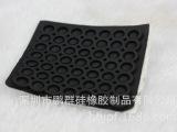 厂家批发优质天然环保天然橡胶 无毒硅胶橡胶背胶 减震硅胶橡胶圈