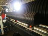 厂家生产 排污排水钢带管 HDPE钢带波纹管