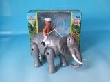 厂家直销 畅销产品 906 电动大象 汕头玩具 3C产品