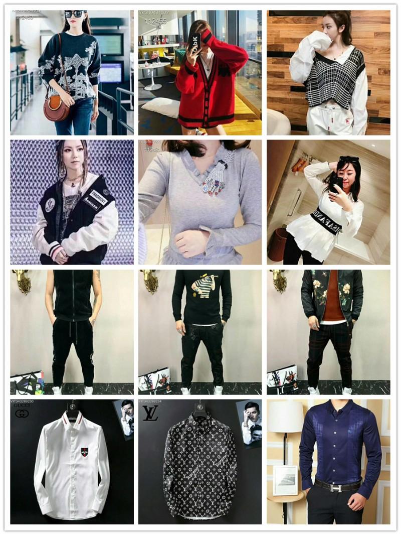 广州高仿奢侈品服装多少钱