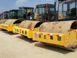 鄭州二手壓路機市場26噸徐工二手壓路機