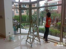 雨花区西善桥北路莲花新城周边保洁公司家庭单位保洁 专业擦玻璃