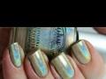 指甲油紫罗兰绿野仙踪
