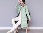 2017新款韩版轻薄款中长款羽绒服女装轻便修身显瘦潮