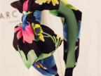 批发供应韩国波西米亚风宽边缎带绸布艺头箍韩版超大蝴蝶结宽发箍