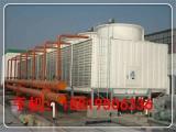 工业方形100吨冷却塔批发 玻璃钢材质包送包装