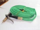 荐花园水带 铜枪头 洗车水管 pvc软管 粘合技术高强度20米