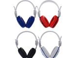 3.0头戴插卡带彩灯蓝牙耳机 FM调频收音功能 USB接口可充电