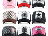夏天网帽棒球帽遮阳帽子女士男士韩版潮嘻哈帽男帽街舞