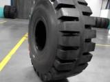 全新自卸车半实心轮胎厂家批发23.5-25花纹直角