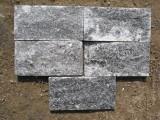 灰色蘑菇石文化石厂家 灰色蘑菇石 灰色文化石厂家