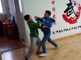 淄博咏春拳馆 培养孩子不惹事不怕事 传统武术内功养生