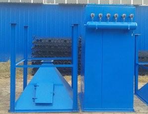 DMC型单机除尘器 单机除尘器 除尘器厂家 小型除尘器