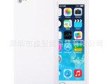 热卖phone6 5.5寸手机外壳 二合一光面材质 白色列系手机