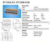 浙江宁波慈溪xy120a弹簧式焊线接线端子