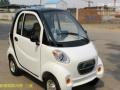 电动汽车轿车成人新款四轮电动轿车全封闭式老人老年代步车观光车