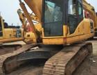 成都二手挖掘机小挖200-7纯土方原版挖机 急售