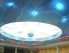乌鲁木齐市软膜天花 喀什市喷绘膜灯膜透光膜安装