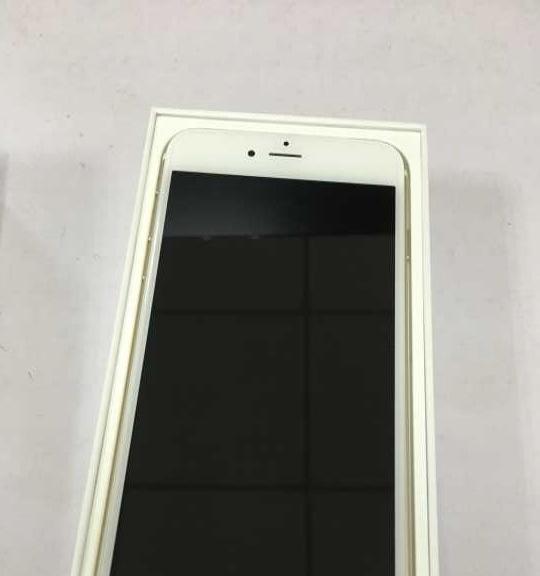 全新国行iphone6s plus64g 金色