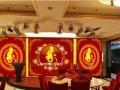 上海生日庆典策划公司/寿宴场地布置/舞台搭建