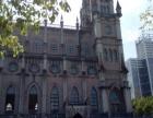 天一广场 天主教堂旁 一楼商铺招租
