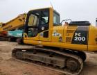 出售小松PC220-7挖掘机,大型进口小松挖机免费包运输