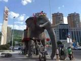 南京機械大象出租 機械大象出售