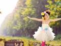 无锡Hibaby儿童摄影周岁照外景系列写真团购