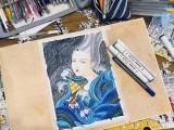 苏州园区星汇广场少儿美术绘画教育培训