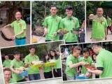广州市员工团建野炊烧烤拓展游玩的好地方