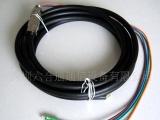 低价供应电信级别SC/FC单模单芯光纤跳