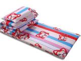 儿童全棉三件套床上用品批发 幼儿园全棉卡通三件套 2013新品特