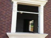 东莞别墅窗台装饰石材,门套,GRC窗套门窗浮雕系列