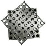 现货热销 不锈钢金属地板 耐磨防滑防火钢