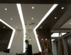 淮安软膜天花办公室吊顶,卡布型材灯箱喷绘膜