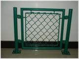 本昌草绿色篮球场围场 包塑焊接铁丝护栏网