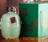 新款白酒瓶批发 5斤10斤原浆私藏酒瓶价格 专业陶瓷酒瓶厂家