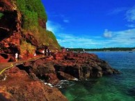北海银滩 涠洲岛 东兴口岸3日游 北海周边游