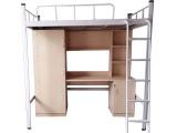 惠州公寓床学生公寓床上床下桌公寓床带书桌书柜公寓床