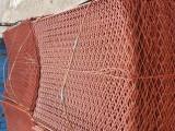 收售工地脚手架旧钢笆片 旧钢管旧模板木方 旧钢笆网低碳优