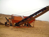 沙石料场首选之作,品质保证,青州大拇指工矿机械有限公司
