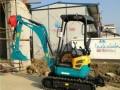 上海青浦一米宽超小型挖机出租